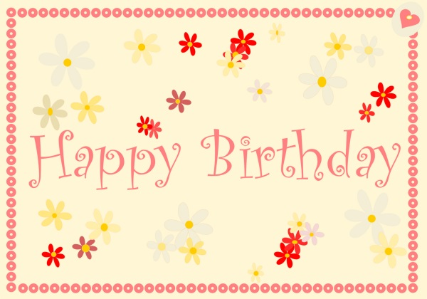 Kartki Urodzinowe I życzenia Po Angielsku Po Angielsku