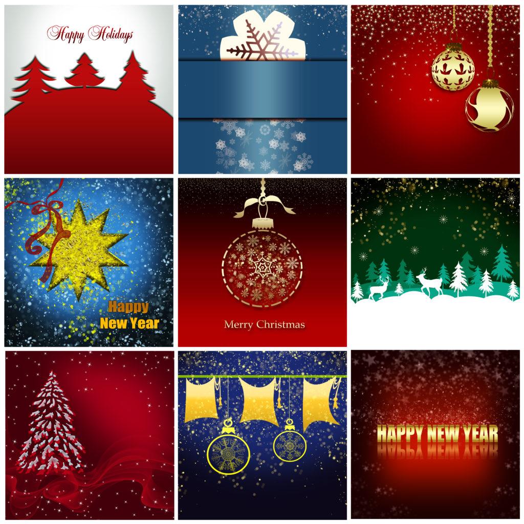 kartki świąteczne po angielsku